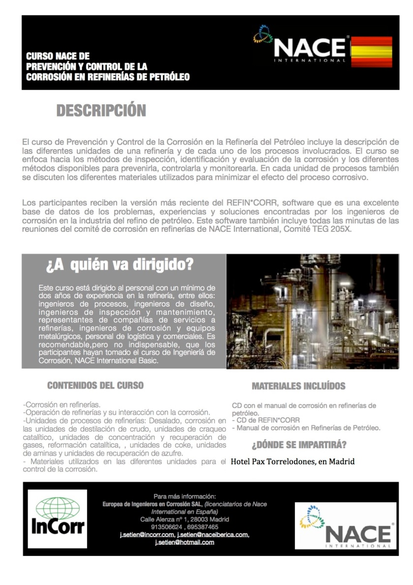refinerias 20161